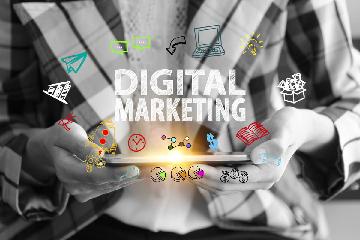 the strengths and weaknesses of digital marketing channels